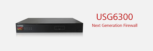 USG6000 Next Generation Firewall